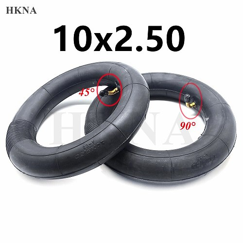 Hot Sale 10 Inch Inner Tire 10x2.50 Inner Tube 10*2.50 Inner Camera for Electric Scooter Balancing Car Parts