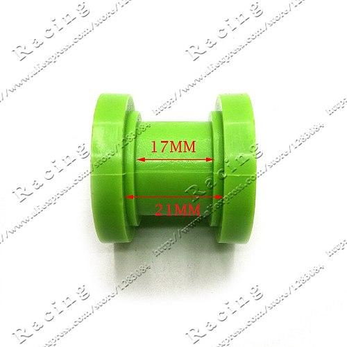 2pcs of 8mm 10mm Chain Roller Slider Tensioner Wheel Guide Pit Dirt Mini Bike Moto Atv High Quality M8 M10 Free Shipping