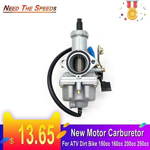 New Motor Carburetor Modification PZ30 VM26 Carb Carburetor Fit For ATV Dirt Bike 150cc 160cc 200cc 250cc