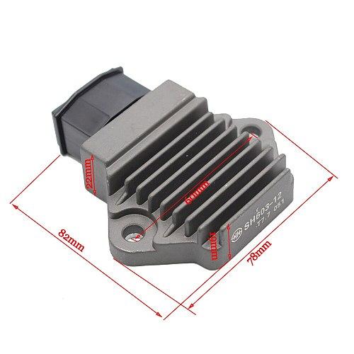 Motorcycle 12v Voltage Regulator Rectifier for Honda CB400 CB250 CB600 CBR900 CBR400RR NC23 CBR900RR CBR600 f2 f3 Hornet RVF400