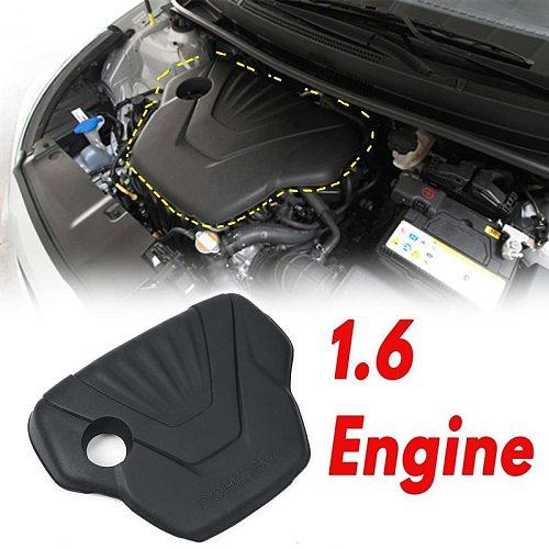 Engine Cover Protection Cap 29240-2B810 for Kia RIO for Hyundai Solaris Creta IX25 for Sonata Tucson Engine 1.6 Car Accessories