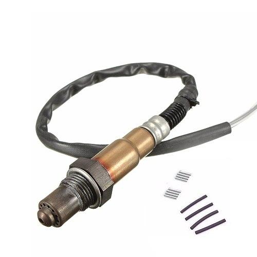 4-wire Universal Lambda Oxygen Sensor for Citroen Ford Hyundai Renault Volvo VW OE#:0258986602 0258 986 602 Universal O2 Sensor