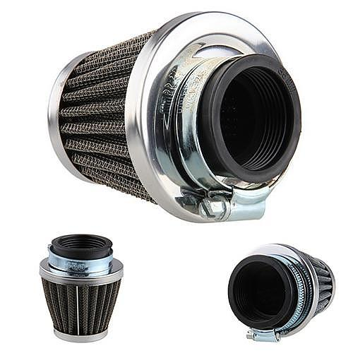 2020 New Motorcycle Accessories Oval Metallic Clamp-on Refit Intake Funnel Air Filter 35mm 39mm 42mm 48mm 50mm 52mm 60mm