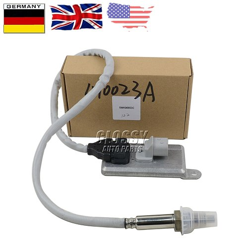 AP02 For Mercedes-Benz Nitrogen Oxide Nox Lambda Sensor 5WK96653A 5WK96653C A0101539528 A0091530028 0101539528 0091530028 New