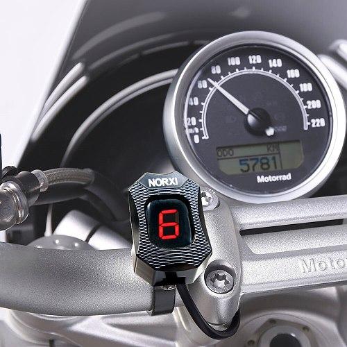 Gear Indicator For Honda Hornet CBR600F F3 F4 F4i RR CB600F CBF500 VFR800 Fi 900RR 919RR 929RR 954RR SHADOW 750 Gear Display 1-6