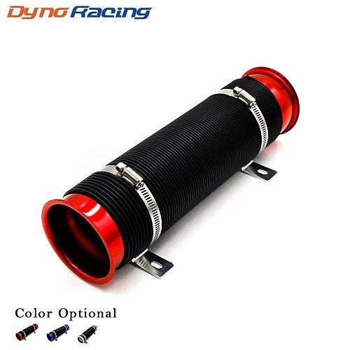 Car modification supplies telescopic tube ventilation tube intake air pipe 76MM expandable cold air intake kit YC100458