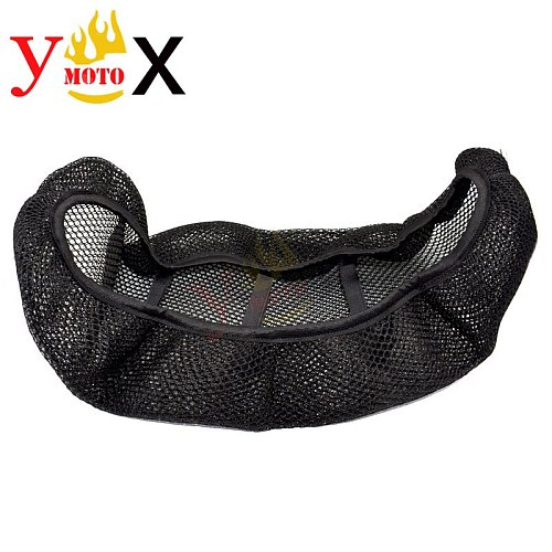 Mesh Seat Cover Cushion Pad Guard Insulation Breathable Sun-proof Net For SUZUKI V-Strom 650 250 VSTROM650 VSTROM250 DL650 DL250