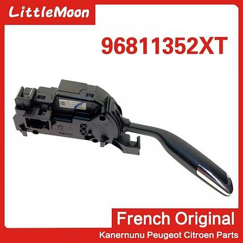 Original New Gear shift selector Automatic Manual Gear Shift Stick 96811352XT 2400FN 98002212VV for Citroen C4 Grand Picasso