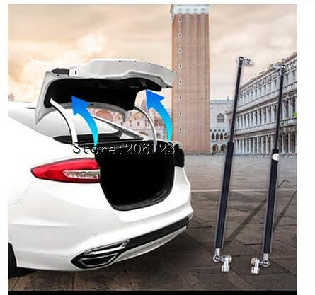 2013 2014 2015 2016 2017 2018   for For Ford Mondeo  2pcs Auto Tailgate Boot Ascensor de apoyo Gas Struts Spring