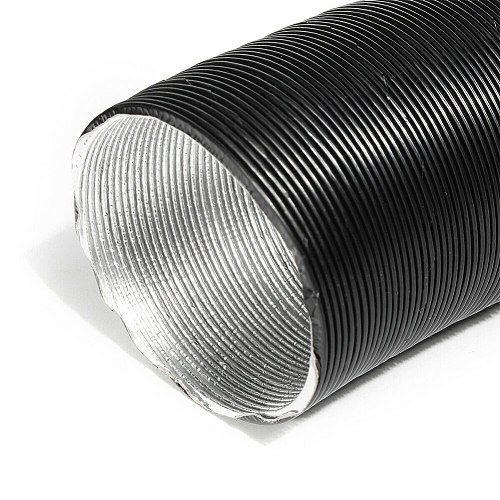 42/60/75mm Aluminum Foil Repair Insulated Duct Car Heater Accessories Aluminum Exhaust Fan Alum Hose Pipe Intake Outlet Tube