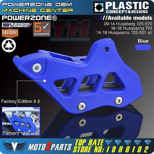Chain Guide Guad For Husqvarna Husaberg FE TE FC TC 125 200 250 300 350 400 450 525 530 EXC SX SXF XC XCF EXCF  MX  Enduro