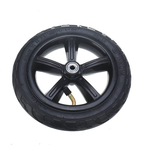 8 Inch Inflated Wheel For E-twow S2 Scooter M6 Pneumatic Wheel With Inner Tube 8  Scooter Wheelchair Air Wheel