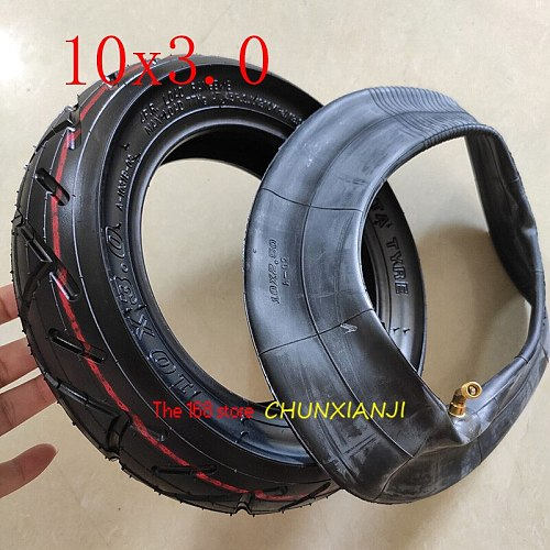 High performance 10x3.0 inner and outer tire 10*3.0 tube tyre For  KUGOO M4 PRO Electric Scooter Go karts ATV Quad Speedway tyre