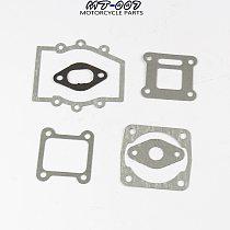 2Sets/Pack Motorcycle Engine Gasket  Kit Parts for 2 Stroke 47cc 49cc MiniMoto Mini Dirt Pocket ATV Quad Moto Bike Motorbike