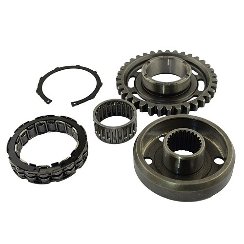 Motorcycle Engine Parts Starter Clutch Outer Assy Kit For HONDA TRX450ER 2006-2014 TRX450R 2006-2009 CRF450X 2005-2009 2012-2017