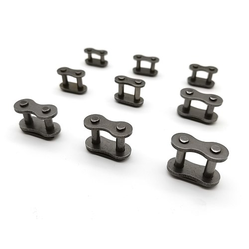 Motorcycle Chain Buckle Master Link 415H#420#420H#428#428H#520#520H#530#530H# Connector-Lock-Set Clip Scooter Motorcross 1 Pcs