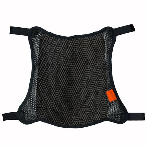 Summer Motorcycle Breathable Cool Sunproof Seat Cushion Cover Heat Insulation Mounting Air Pad Motorbike Seat Protection