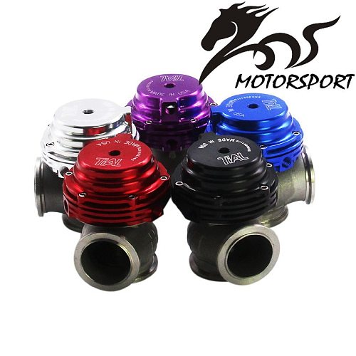 MVS 38mm TIAL Wastegate 38mm Wastegate  External Turbo Waste gate With V-band And Flanges  For Supercharge Turbo Manifold 14PSI