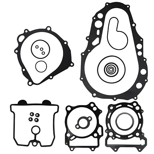 Motorcycle Engine Parts Complete Gasket and oil seal for ARCTIC CAT DVX 400 for KAWASAKI KFX 400 for SUZUKI LTZ400 QUADSPORT