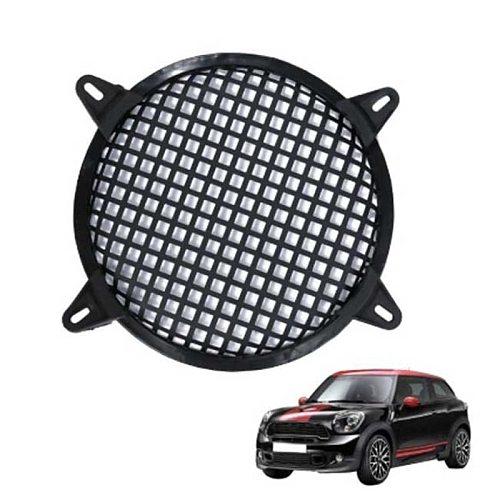 6/8/10/12 Inch Loudspeaker Protective Mesh Cover Net Car Speakers Power Amplifier Decorative Circle Unit Net Sound Box Grille