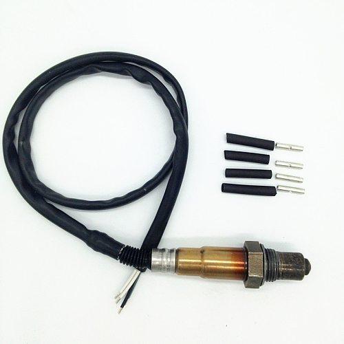 4-Wrie Universal Lambda Probe Oxygen O2 Sensor for CITROEN FIAT HYUNDAI VW RENAULT OE# 0258986507