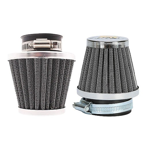 1pc Universal Motorcycle Air Filter Cleaner ATV Pit Dirt Bike Motorbike Replacement Parts 35MM - 60MM