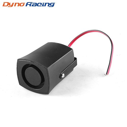 DC 12V 100dB Auto Warning Siren Sound Signal Backup Alarms Horns Beep Reverse Slim Invisible Air Horn for the Car
