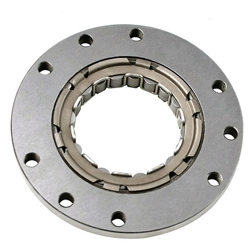 Motorcycle One Way Bearing Starter Clutch Assembly Parts For BMW F650GS 2001-2011 F650CS G650X For Aprilia Pegaso 650 2001-2004