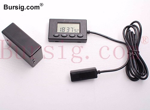 CE Approved V3 Lap Timer 10  Interval Recorder Set of Receiver Infrared Ultrared+Transmitter for Motorcycle Karting Racing Track