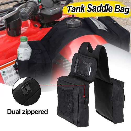 Waterproof Universal-Tank Bags Motorcycle Saddle Bag Saddlebag For ATV Tank Bag for BMW for Yamaha Side bag Motorcycle Accessori