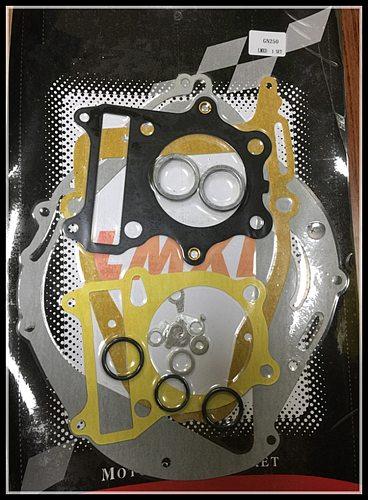Wangjiang GN 250 Motorcycle engine gasket GN250 GZ250 moto whole car gasket