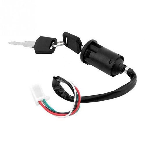1pcs Universal Motorcycle Ignition Switch Key ATV For Honda For Yamaha For Kawasaki For Suzuki KTM