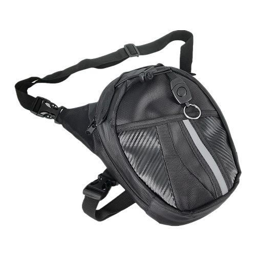 Nylon Waist Packs Leg Bag Waterproof Waist Bag Motorcycle Funny Drop Belt Bag Fanny Pack Waist Bag Belt Packs For Men