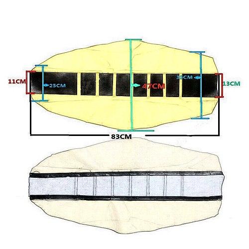 Motorcycle Seat Cover Motocross Protection Dirt Bikefor FOR Kawasaki KX250 KX450 KX65 KX85 KLX KLR KXF 110 250 450 650 MX Enduro