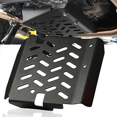 For Honda X-ADV XADV X ADV 750 2017-2018 Front Engine ShIeld Skid Plate Specific Engine Shield The Kit Come With Screws Mounting