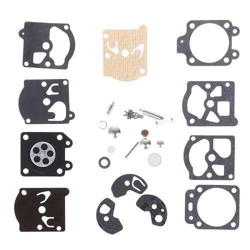 1 Set New arrival Carb Carburetor Diaphragm Gasket Needle Repair Kit For WA / WT/ Walbro Series K10 / K20-WAT Echo Chainsaw