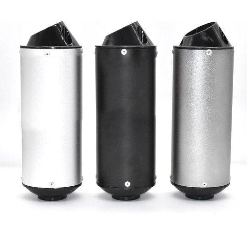 28mm 32mm 38mm Motorcycle Exhaust Muffler Pipe for 140cc 125cc 150cc 160cc Dirt Pit Bike ATV For Honda For Kawasaki