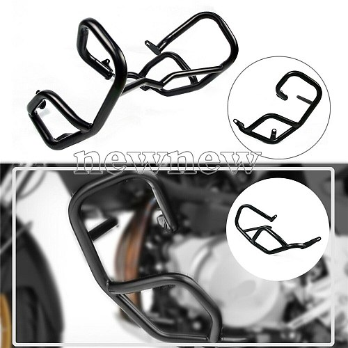 For BMW F850GS F750GS F750 GS F850 GS Motorcycle Highway Engine Guard Crash Bar Bumper Stunt Cage Frame Protector