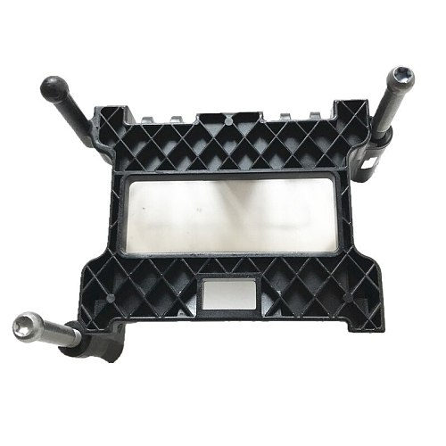Applicable to the Great Wall new hover H6 WEY VV5 VV6 VV7 Geely Bo Yue ACC radar bracket ACC fixed speed cruise radar bracket