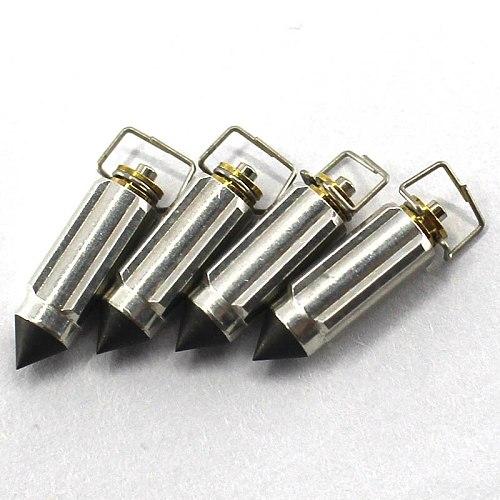 4 pcs carburetor needle valve for XJR400 Bandit250 400 GSF250 GSF400 GJ74 75A YM FZR250 FZR400 XJR GSF GJ 250 400 75 74 xjr400
