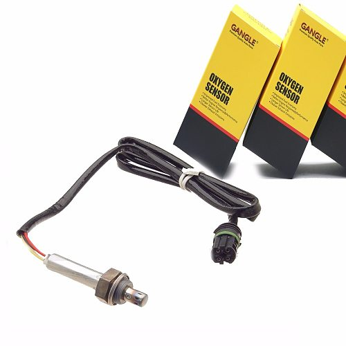 High Quality O2 Oxygen Sensor Fit For BMW E36 E38 E39 M52 11781427884 DOX-1368 4 Wire Lambda