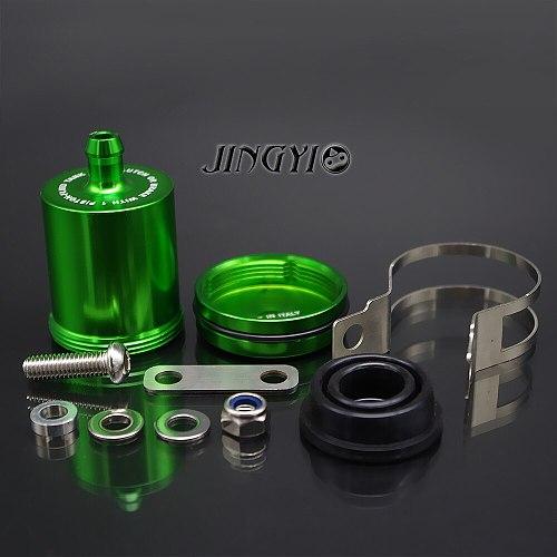 Motorcycle Brake Fluid Reservoir Clutch Cylinder Tank Oil Fluid Cup for YAMAHA CF MOTO X8 VFR DOMINAR 400 FJR 1300 TRACER 900