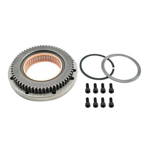 Motorcycle One Way Starter Clutch Gear Assy for Yamaha XVS1100 V-Star XVS 1100 Drag Star 99-09 BT1100 Bulldog BT 1100 2000-2008