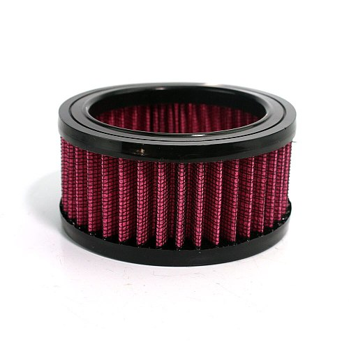 Motorcycle Universal Replacement Air Cleaner Intake Filter For Harley Sportster XL 883 1200 48 2004 -2018