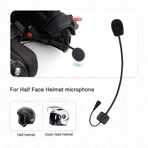 Brand Lexin intercom Headphone Accessories for LX-B4FM Bluetooth Helmet Interphone Intercom Headphone Jack Plug
