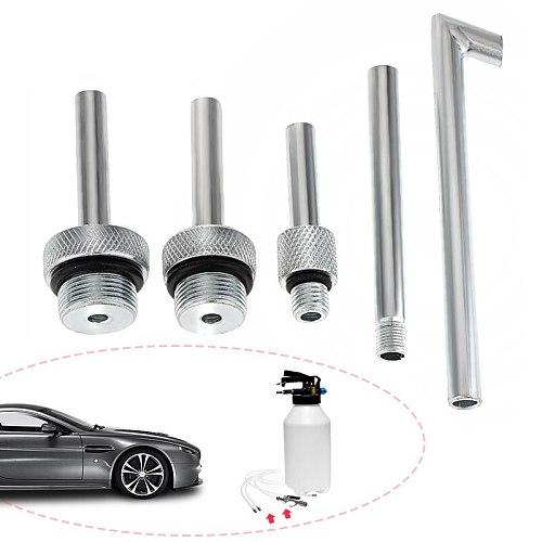 5x Car Transmission Fluid Oil Filler Change Adapter Oil Connector for Volkswagen for Audi 09G 01J 722.9 CVT DSG ATF Benz 722.9
