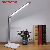 Led Desk Lamps USB Eye-Protection Table Lamp 5 Dimable Level Touch Night Light For Bedroom Bedside Reading lampara escritorio