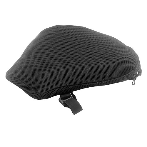 Honeycomb Mesh Sunscreen Breathable Non-slip Shock Absorption  Motorcycle Seat Cushion Cover For 13 Grids