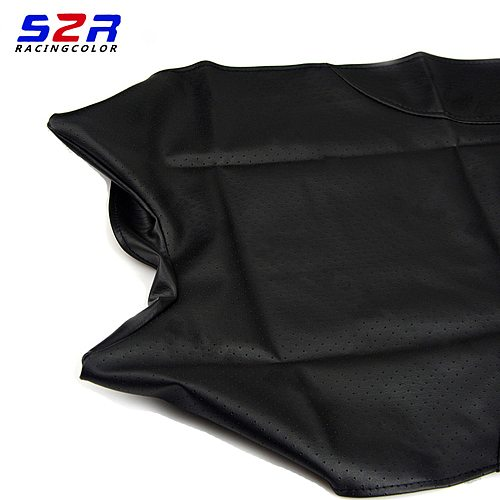 S2R Motorcycle Seat Cover for YAMAHA YBR125 YS150 YBR YB 125 YS150 Universal Scooter Cushion Leather Case