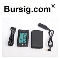 V4 Big Screen Lap Timer Counter PC USB Download Receiver Infrared Ultrared Transmitter Motorcycle Karting Racing Track Training